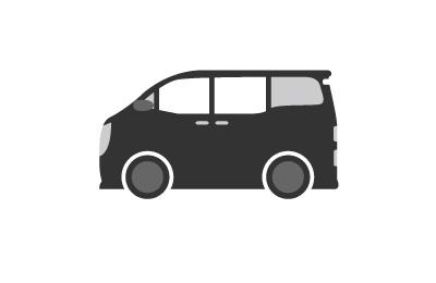 M1クラス(ミニバン・ワゴン車)のレンタカー料金表